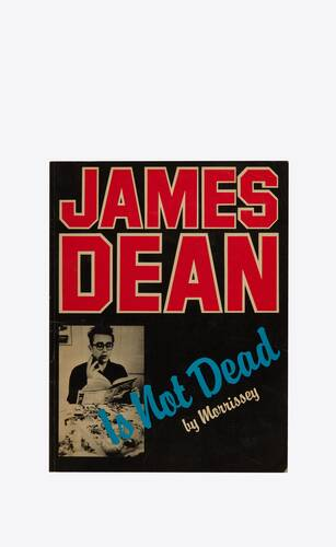james dean is not dead by morrissey