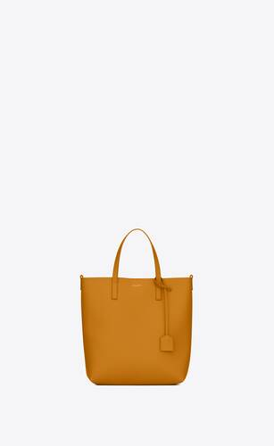 shopping bag saint laurent toy n/s en cuir souple