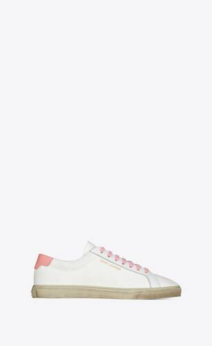 andy sneaker aus canvas