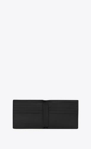 e/w wallet in smooth leather