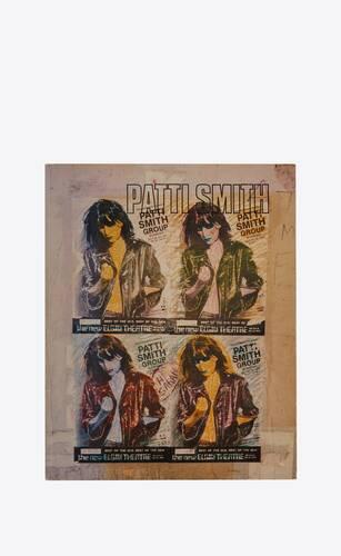 patti smith 1977