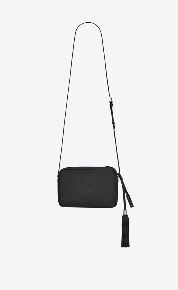 lou camera bag in smooth leather