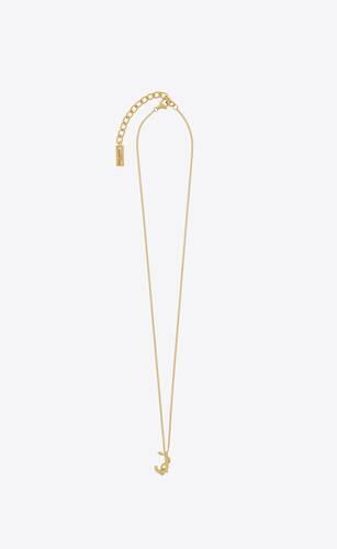 letter j pendant necklace in 18k gold