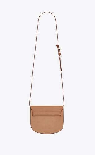kaia small satchel in smooth vintage leather
