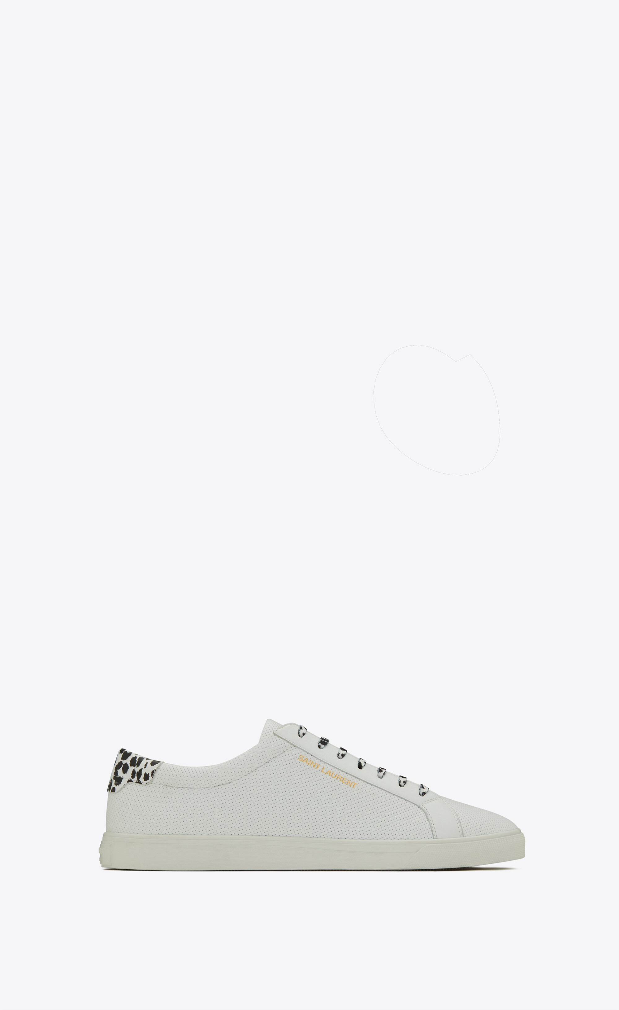ANDY sneakers in perforated and babycat