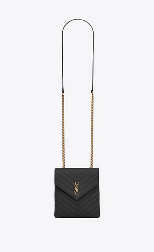 double flap bag in quilted lambskin