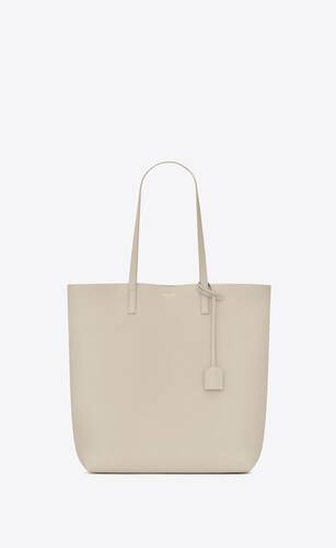 shopping bag saint laurent n/s in pelle morbida