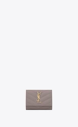 key case in grain de poudre embossed leather