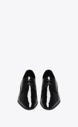 etienne derbies in patent leather