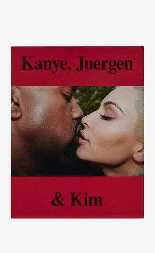 kanye, juergen and kim