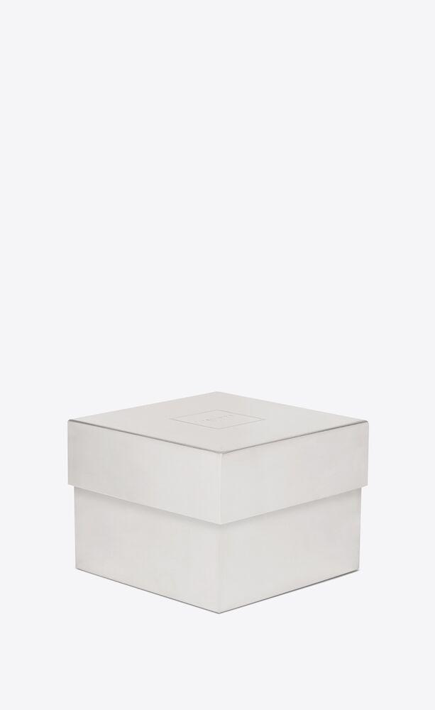 small metal box