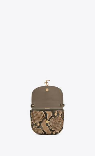 kaia small satchel en python