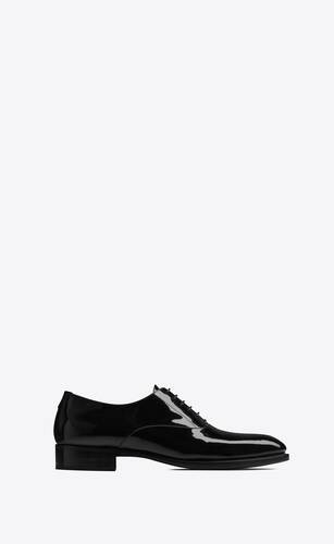 adrien oxford shoes in patent leather