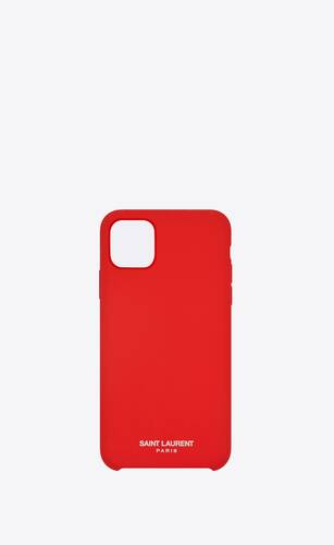 iphone 11 pro max case in silicone