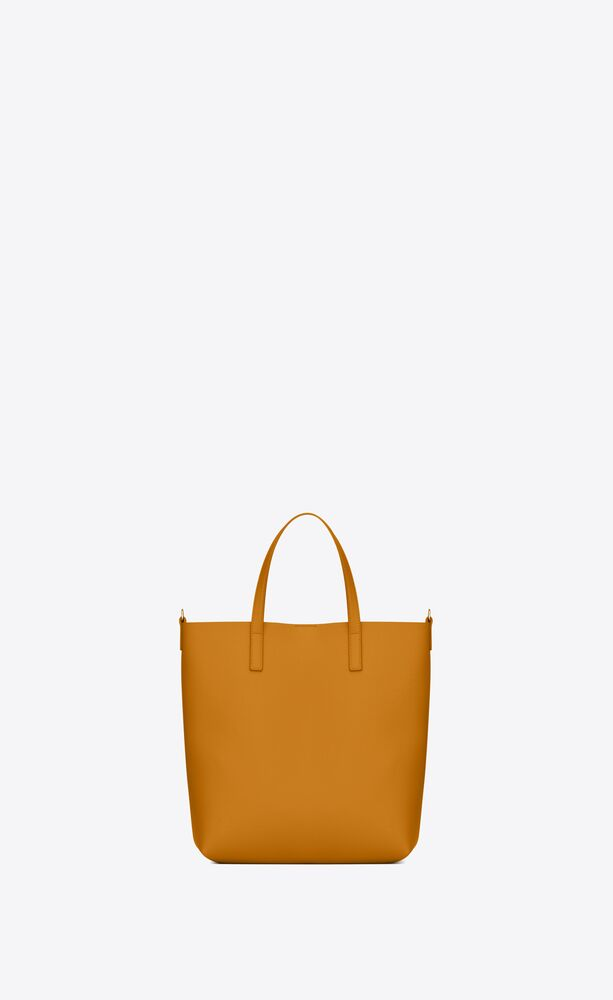 saint laurent toy n/s shopper aus weichem leder