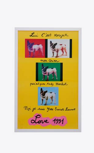 1991 love poster