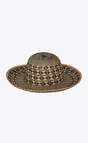 straw maui hat