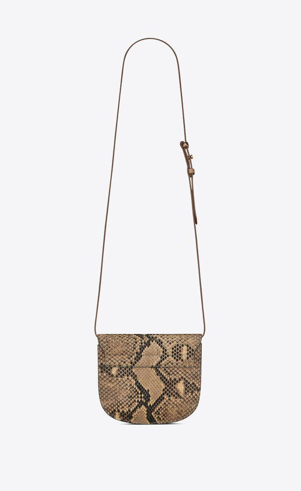 kaia small satchel in python