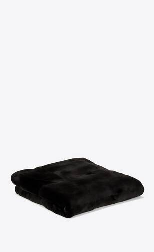 throw blanket in mink