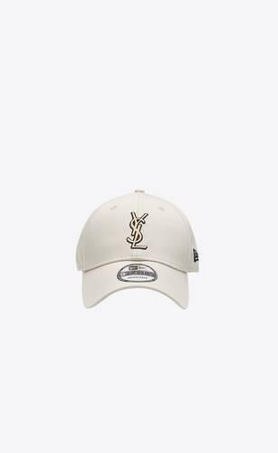 new era ysl monogram cap
