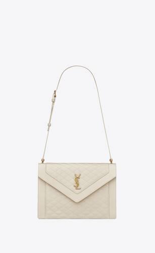 gaby satchel in quilted lambskin