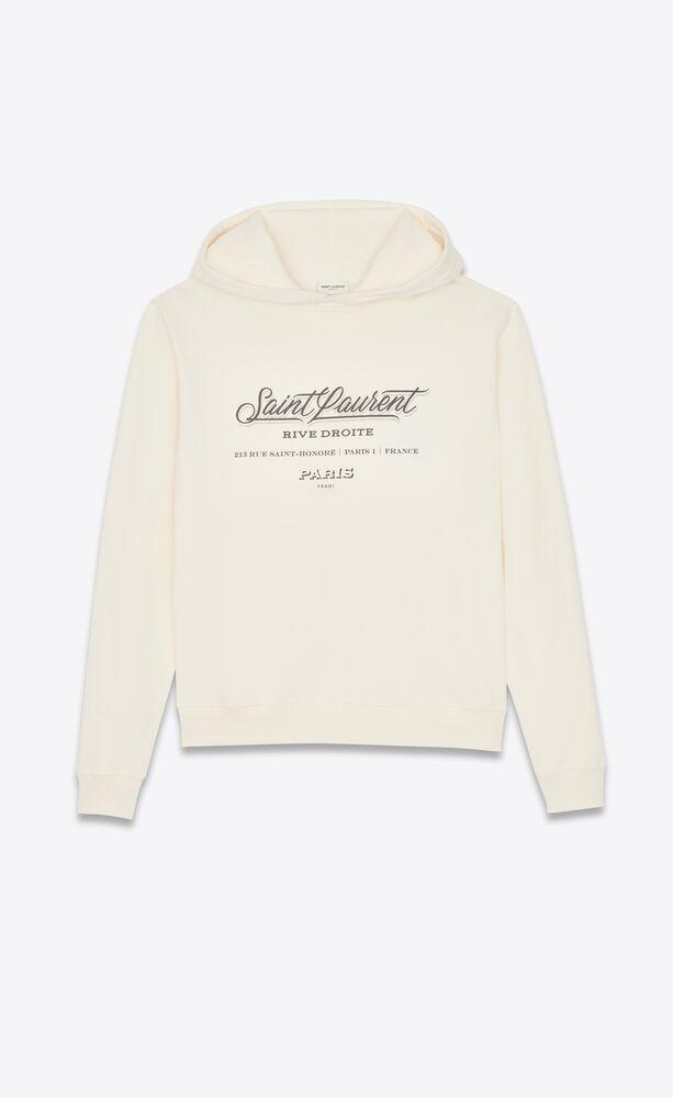 paris city hoodie