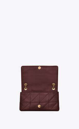 medium jamie bag in patchwork leather