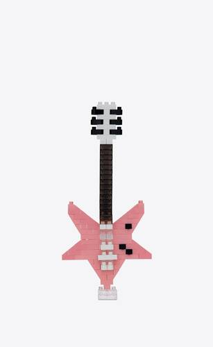 nanoblock star guitar