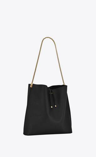 borsa hobo suzanne media in morbida pelle