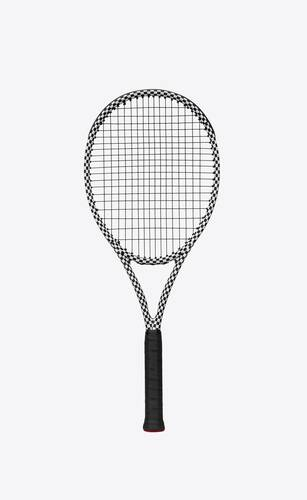 wilson checkered tennis racket