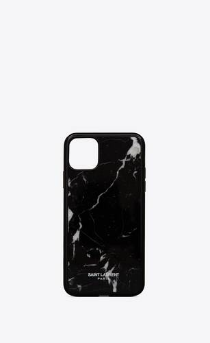 iphone 11 pro max case in marble