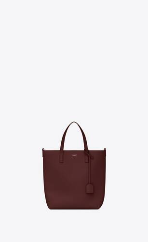 shopping bag saint laurent toy in supple leather