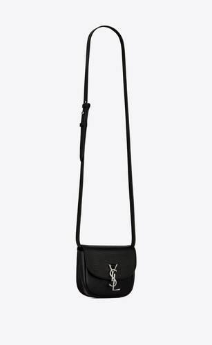 kaia mini satchel en lézard mat