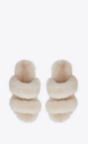 bleach slides in mink