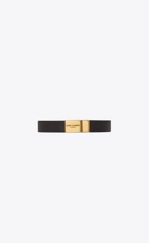 opyum bracelet en cuir