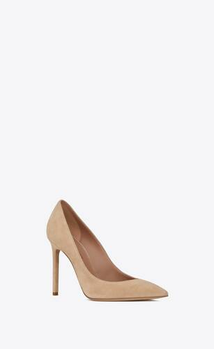 anja pumps in suede