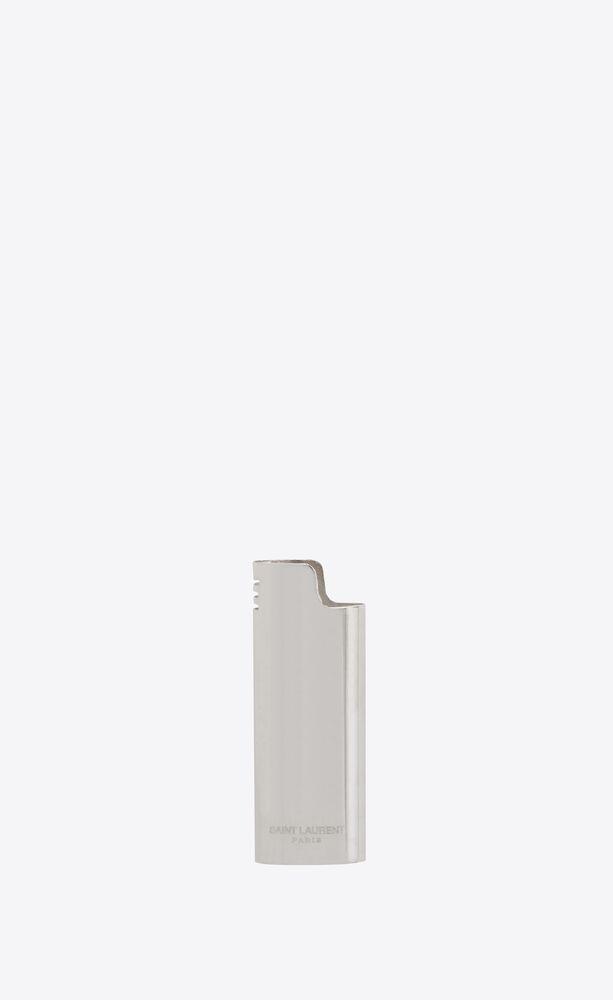 lighter holder in brass