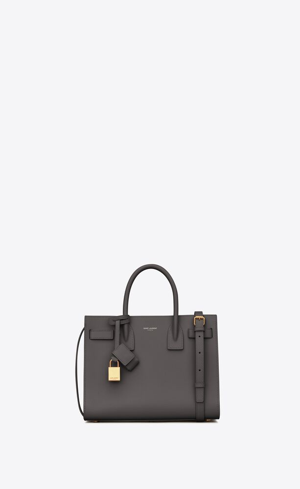 classic sac de jour baby bag in grained leather