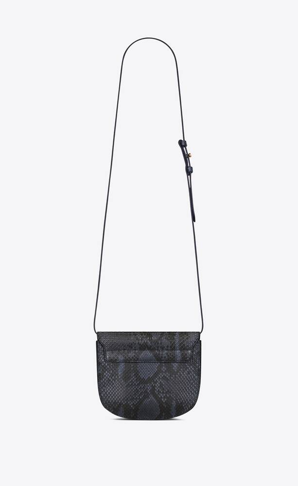 kaia small satchel in python