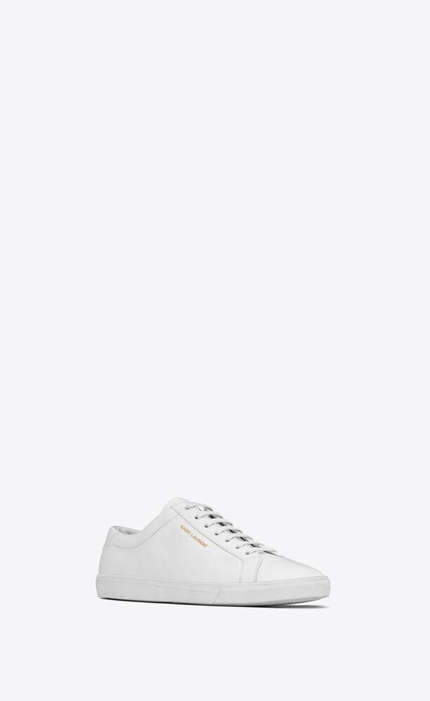 andy sneakers en cuir
