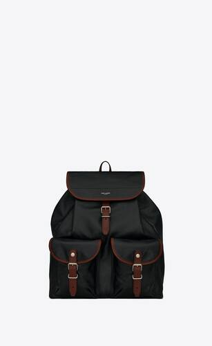 venice backpack in smooth leather