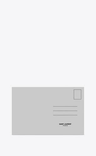 """""""rive droite"""" postcard"""